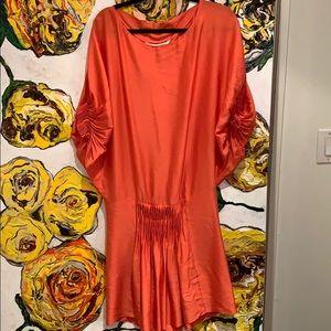 DVF Coral Dress